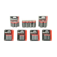 Eveready Battery Company DieHard 6V Alkaline Batteries - EVEREADY BATTERY COMPANY