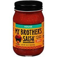 My Brother's Salsa House Medium Salsa, 16 oz