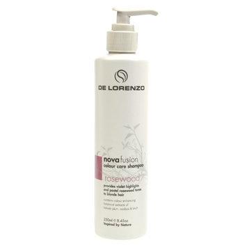 De Lorenzo Novafusion Color Care Shampoo, 8.45 oz - Rosewood