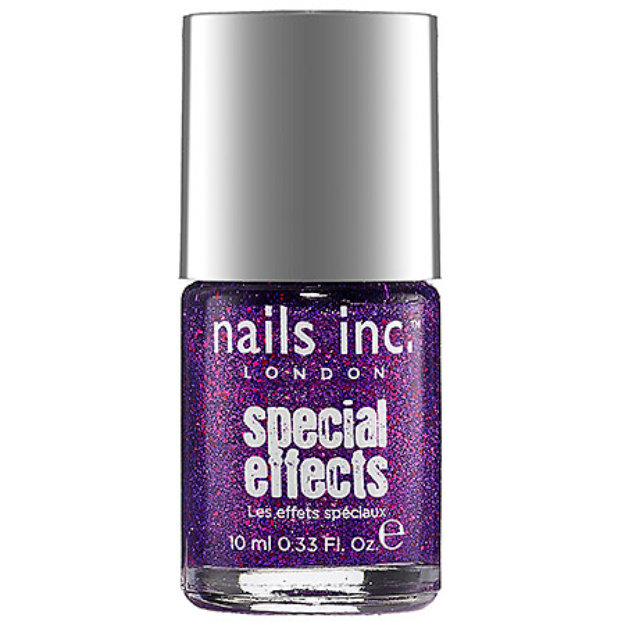 nails inc. Special Effects 3D Glitter Nail Polish Reviews 2019