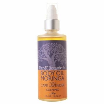 Planet Botanicals Moringa Body Oil