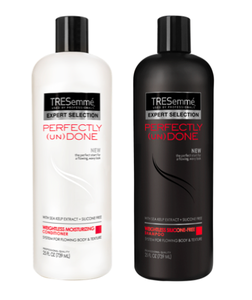 TRESemmé Perfectly (un)done Shampoo & Conditioner