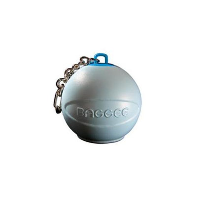Baggee Plastic Bag Holder Keyring - Blue