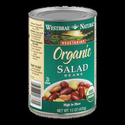 Westbrae Natural Vegetarian Organic Salad Beans