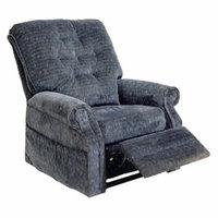 Quest Malcom Lift chair, Dusky Blue, 1 ea