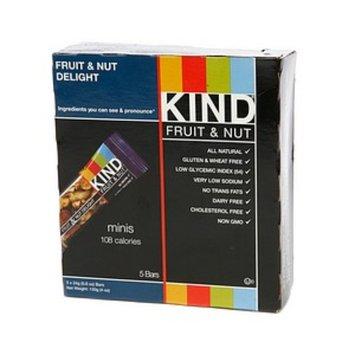 Kind Bars Fruit & Nut Mini Fruit & Nut Delight Bars
