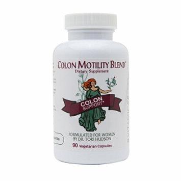 Vitanica Colon Motility Blend Colon Support, Vegetarian Capsules, 90 ea