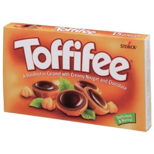 Toffifee (Toffifay) Caramel Candies (Storck) 125g