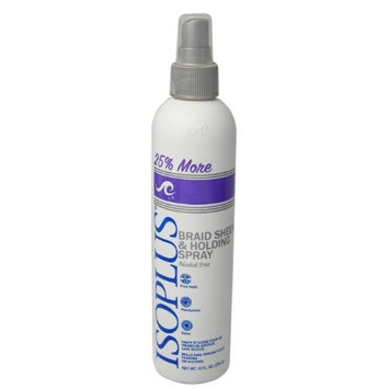 Isoplus Braid Sheen and Holding Spray 10oz
