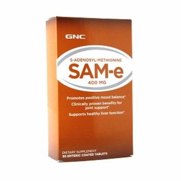 Miscellaneous GNC SAM-e 400mg, Tablets, 30 ea