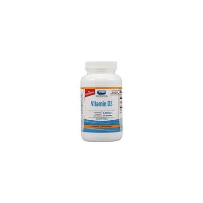 Vitacost Brand Vitacost Vitamin D3 -- 5000 IU - 365 Softgels - Mini Gels