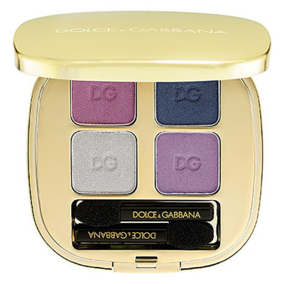 Dolce & Gabbana The Eyeshadow Smooth Eye Colour Quad Night 170