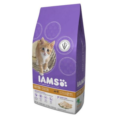 IAMS Iams ProActive Health Dry Kitten Food 5.7 lbs