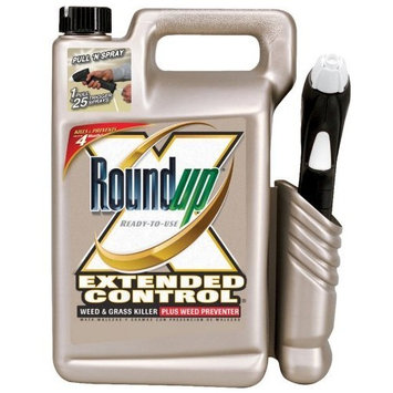 Roundup 5700010 1.33-Gallon Extended Control Weed & Grass Killer Plus Weed Preventer Pull 'N Spray (Discontinued by Manufacturer)