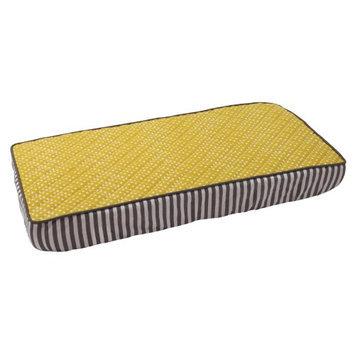 Bacati Dots/Pin Stripes Pin Dots Changing Pad Cover