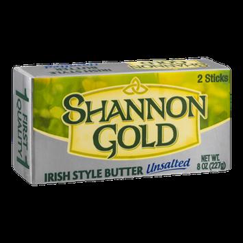 Shannongold Irish Style Butter Unsalted - 2 CT