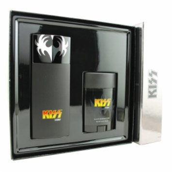 Kiss Him by Kiss Gift Set for Men, 2 Pc, 1 ea