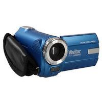 Vivitar DVR-508 HD High Definition Digital Video Camcorder Blue