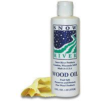Snow River Mineral Oil 8 Oz