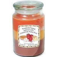 Candlelite 1481-063 22 oz. Pumpkin Candle