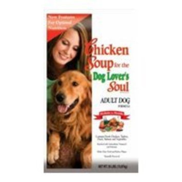 Chicken Soup For The Pet Lover's Soul Chicken Soup for the Dog Lover's Soul Dry Dog Food for Adult Dog, 35 Pound Bag