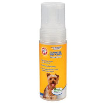 ARM & HAMMER™ A Clinical Pet Care Dog Dental Foam