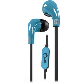 Petra Industries Ihome - Earbud Headphones - Blue