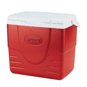 Coleman 785712 16 Quart Excursion Personal Cooler Red