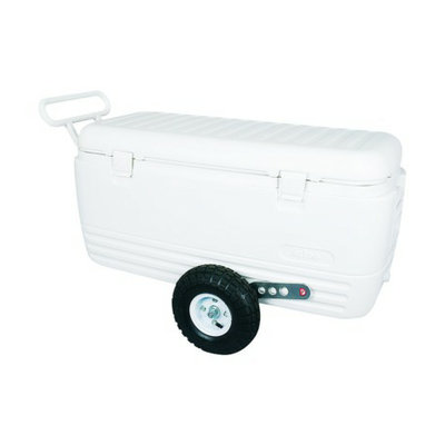 Igloo All Terrain 120 Quart Wheeled Cooler