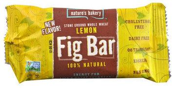 Nature's Bakery 100% Natural Fig Bar Lemon 2 oz