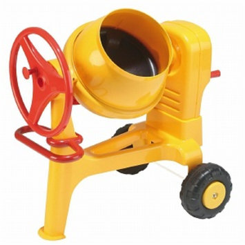 Wader Toys Construction Cement Mixer
