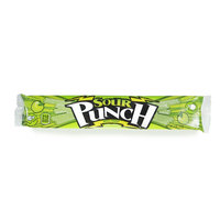 Sour Punch Apple Straws
