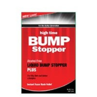 High Time Bump Stopper alcohol free Liquid Bump Stopper PLUS 2oz(SEALED PACKAGE WITH PLASTIC TUBE!!!!)