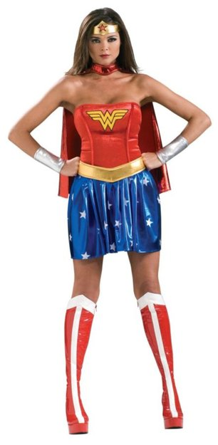 Spirit Women s Wonder Woman Halloween Halloween Costume
