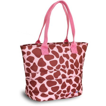 J World New York Pink Zulu Lola Lunch Tote