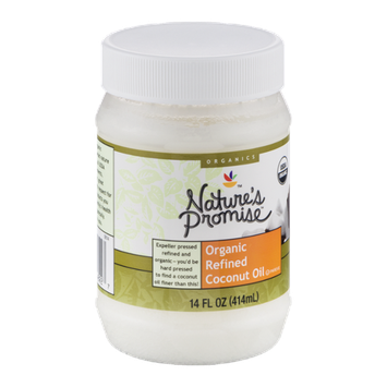 Nature's Promise Organics Organic Refined Coconut Oil