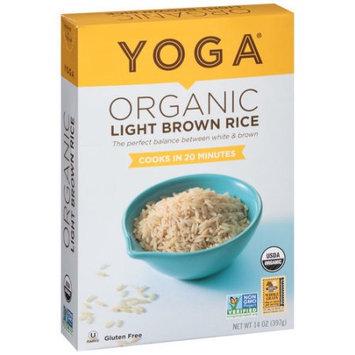 Specialty Rice Inc. Yoga Organic Light Brown Rice, 14 oz