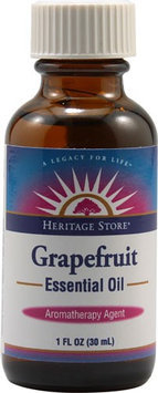 Heritage Products Essential Oil Grapefruit 1 fl oz
