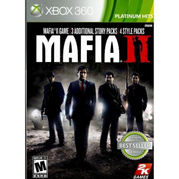 Take Two Interactive Mafia II (Xbox 360)