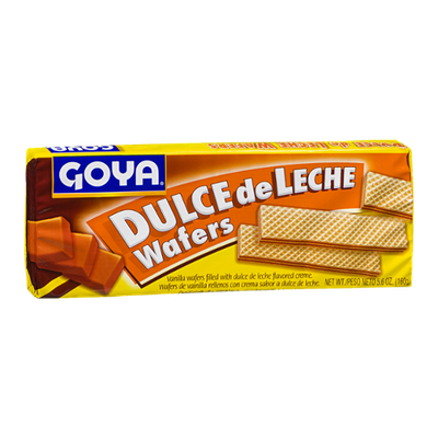 Goya Dulce de Leche Wafers
