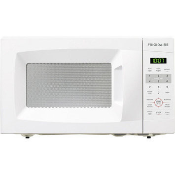 Frigidaire 0.7 Cu Ft 700W Countertop Microwave Oven, White