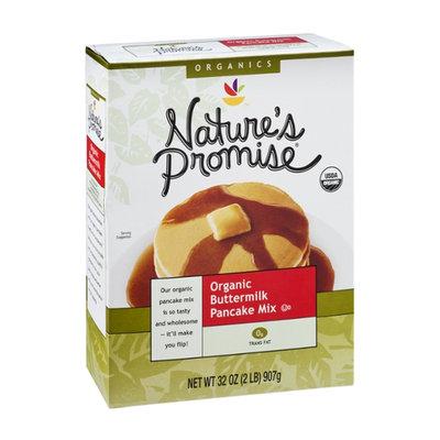 Nature's Promise Organic Buttermilk Pancake Mix