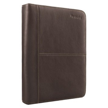 SOLO Solo Urban Uinversal Fit Tablet/eReader Booklet 8.75in - Brown