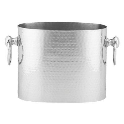 Gorham That's Entertainment Hammered Ice Bucket