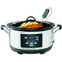 Hamilton Beach Programmable Slow Cooker 6-Quart
