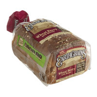 EarthGrains Bakery Bread Wheat Berry with Honey