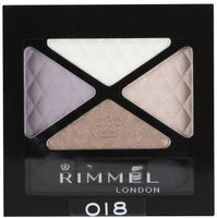 Rimmel London  Colour Rush Eyeshadow Quad