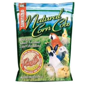 Kaytee Green Pet Natural Corn Cobs with the PureLite Process Bird & Small Animal Litter/Bedding