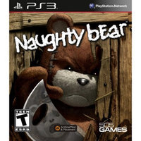 Games Naughty Bear (used)