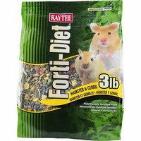 Kaytee Hamster/Gerbil Forti-Diet Food - 3 lb.
